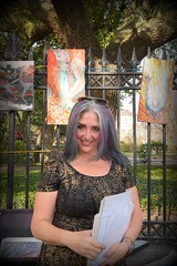 (LaTur) Tags: woman dcist nola urban artist city
