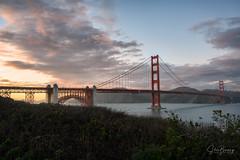 The Presidio (sberkley123) Tags: fortpoint goldengatebridge nikon bridge presidio sunset california z7 usa sanfrancisco pacific 2470mm