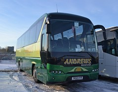 Andrews YN58 HYR (tubemad) Tags: yn58hyr andrews coaches neoplan tourliner n2216 rrb