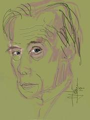 "Bill Nighy (""Jimmer"" ( http://jim-vance.pixels.com )) Tags: portrait celebrity actor billnighy"