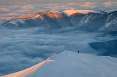 Balkan mountain (Ivaylo Madzharov) Tags: balkan mountain bulgaria landscape nature snow winter sunset forest