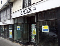 Jacks Famous Supplies Ltd (Tony Worrall) Tags: colchester sign signage south essex southeast architecture building olden past relic history update place location uk england visit area attraction open stream tour country item greatbritain britain english british gb capture buy stock sell sale outside outdoors caught photo shoot shot picture captured ilobsterit instragram jacksfamoussuppliesltd jacks