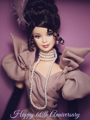 Happy Birthday Barbie!!! (Chccc_) Tags: la belle epoque barbie platinum label convention doll