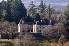 24 St-Pierre-de-Frugie - Vieillecour (Herve_R 03) Tags: france architecture château castle dordogne aquitaine