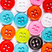Colorful buttons background