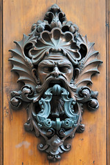 Heurtoir (Xtian du Gard) Tags: firenze florence italie italy heurtoir porte door
