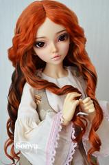 DSC_2121 (sonya_wig) Tags: fairytreewigs wig bjdwig minifeewig bjd bjdminifee minifeechloe handmade doll bjddoll dollphoto fairyland fairylandminifee minifee chloe bjdphotography coloringhair