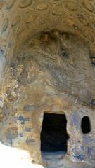 Uplistsikhe fortress (LeelooDallas) Tags: asia europe gori uplistsikhe fortress cave city ruin architecture dana iwachow dragoman silk road trip overland october 2018 shida kartli