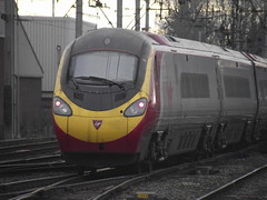 390025 (Rob390029) Tags: 390025 virgin trains class 390 carlisle citadel railway station car