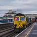 66529 Freightliner Eastleigh 18.01.19