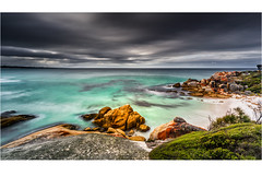 Ebb Tide, Taylors (niggyl (well behind)) Tags: tasmania eastcoasttasmania binalongbay taylorsbeach bayoffires larapuna tasmansea seascape sea coastal beach waves water thesea contrejour backlighting sonyilce7rm2 sony sonyalpha7 sonya7rii a7rii zeiss zeissbatis2818 zeissbatis1828 zeisslens zeissemount batis batis18mm batis218 nikcollection colorefexpro2 cloud therebeastormabrewin cloudsstormssunsetssunrises cloudscape thefogandtherain longexposure theethereallongexposure breakthroughphotography 10stopndfilter breathtakinglandscapes