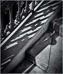 Lomography (Black and White Fine Art) Tags: lomography lomo aristaedu100 holga holga120s plasticcamera camaraplastica toycamera camaradejuguete shadows sombras bn bw sanjuan oldsanjuan viejosanjuan puertorico lightroom3 silverefexpro2