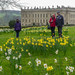 In the Rain at Chatsworth