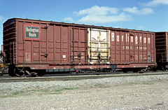 CB&Q Class XM-4C 49638 (Chuck Zeiler 54) Tags: cbq class xm4c 49638 burlington railroad boxcar box car freight cicero train chuckzeiler chz