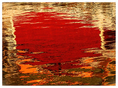 Colors (Willie Jarl Nilsen) Tags: borkenes copyrighted colors water abstract