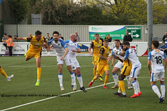 SUT_5016 (ollieGWK) Tags: sports football soccer sutton united v vs havent waterlooville league