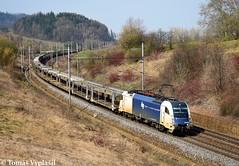 1216 952 (Tomáš Vyplašil) Tags: wiener lokalbahnen wlb taurus česká třebová 1216 952