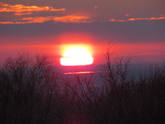 Sunset (RundgrenR) Tags: sunset auringonlasku winter evening hailuoto finland