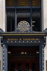 Barnes & Thornburg Facade (Bracus Triticum) Tags: barnes thornburg facade indianapolis インディアナポリス indiana インディアナ州 unitedstates usa アメリカ合衆国 アメリカ 8月 八月 葉月 hachigatsu hazuki leafmonth 2018 平成30年 summer august
