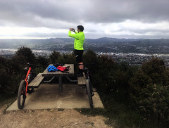 Grey-Gram2 (Wozza_NZ) Tags: wainuiomata wainuiomatatrailpark wtp freewheel lowerhutt view wellington nz newzealand mountainbiking photo