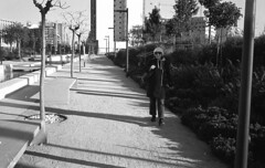 190104_Parc_Central_010 (Stefano Sbaccanti) Tags: bw blackandwhite bn parccentral valencia minox35gl kentmere400 bellinihydrofen analogicait analogue analogico argentique spain spagna selfdeveloped 2019 city