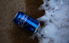 Bud Light Beer Can - Litter on Sidewalk (Tony Webster) Tags: budlight centraliowa desmoines iowa tonywebster unitedstates aluminumcan beer beercan can litter littering trash us