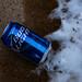 Bud Light Beer Can - Litter on Sidewalk