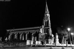 Amen bis (Fotomaniak 53) Tags: église village church gironde aquitaine nuit canon 550d eos raw fotomaniak53