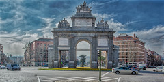 The Madrid (Toczmar) Tags: madrid madryt hiszpania