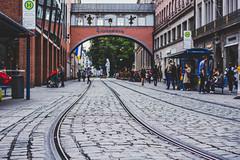City railroad (Jontsu) Tags: city track railroad munich munchen germany deutschland street streetphotography nikon d7200 50mm