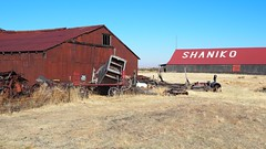 Shaniko, Oregon (Eclectic Jack) Tags: shaniko eastern oregon trip october 2018 rural autumn fall central ghost town highway small history america americana west old hwy 97
