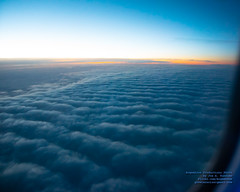 Checking Out the Clouds From 35,000 Feet (AvgeekJoe) Tags: aerialphotograph alaska114 alaskaflight114 clouds d5300 dslr nikon nikond5300 aerial aerialphoto aerialphotography cloud