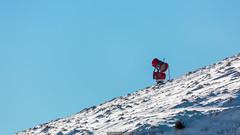 Red (Nicola Pezzoli) Tags: italy italia val gardena dolomiti dolomites mountain winter alto adige snow neve nature natura bolzano red snowmaker seceda ortisei