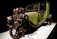 Louwman museum - Den Haag (www.ownwayphotography.com) Tags: oldtimer old timer van auto automobile car louwman museum denhaag holland collection antique vintage