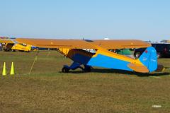 170408_129_SnF_CFRXW (AgentADQ) Tags: sun n fun flyin expo airshow air show lakeland florida 2017 airplane plane aviation piperpa11cubspecial cfrxw piper cub