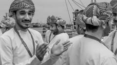 Crew of the  Shabab Oman II (Ramireziblog) Tags: crew shabab oman people mensen ship sail denhelder 2017 street straat canon 6d arab