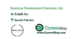 Business Development Executive (CareerOkay) Tags: business development executive jobs pakistan career okay in karachi lahore