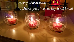 Christmas Blessings (Sun~Lover) Tags: christmas 2018 peace love joy tidings glad happy merry gifts