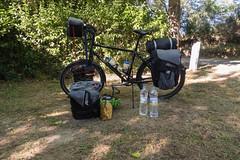 Day 9, to Riolobos 1 (granville3) Tags: iberia altura spain extremadura cáceres touring iberia2018 thornnomad bike pannier españa clickstand bicycle cycle hervás es