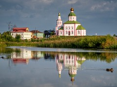Church of Elijah the Prophet. Suzdal, Russia (varfolomeev) Tags: 2018 россия церковь fujifilmxt10 russia church