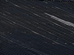 Cold Tin Roof (Robert Cowlishaw (Mertonian)) Tags: tinroof cold ripples wavy mertonian robertcowlishaw canon powershot sx70hs canonpowershotsx70hs bypl backyardphotolab rivets winter2019
