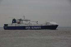SUECIA SEAWAYS (Mike_47714) Tags: maritime marine merchant boat ship vessel felixstowe suecia seaways roro cargo 9153020
