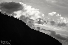 Contraluz (Damián Chiappe) Tags: asia danautoba indonesia samosir sumatra tuktuk atardecer colina isla nube puestadesol sunsetattheriver cloud island hill montaña mountain sumatera lagotoba tobalake contraluz backlighting highcontrast altocontraste paisaje paisajeenblancoynegro landscape blackandwhitelandscape