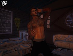 [VDStyle] Production - New Bento Pose // Morning Stretch \\ 3 ( M) Tags: mesh bento pose animation static vdstyle vd style morning four stretch production male