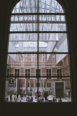 (ssim.ona) Tags: texture museum architecture art amsterdam rijkmuseum