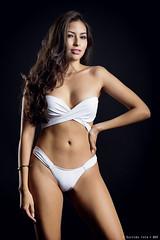 Ela - 1/6 (Pogdorica) Tags: modelo sesion estudio posado chica sexy ela bikini
