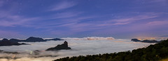 In higher spheres (chtimageur) Tags: clouds above nature stars night landscape great fantastic canary islands gran canaria long exposure sky canon 6d