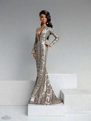 Vogue Dolls (Alma) (davidbocci.es/refugiorosa) Tags: barbie mattel fashion doll muñeca refugio rosa david bocci ooak alma silver