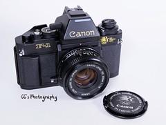 1984 LA Olympics New Canon F-1 AE (http://www.yashicasailorboy.com) Tags: canon canonnewf1 f1 35mm film japan olympics 1984 losangeles california summerolympics slr procamera