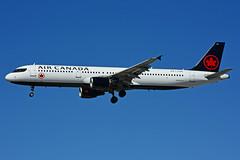 C-FGKN (Air Canada) (Steelhead 2010) Tags: aircanada airbus a321200 a3a321 yyz creg cfgkn